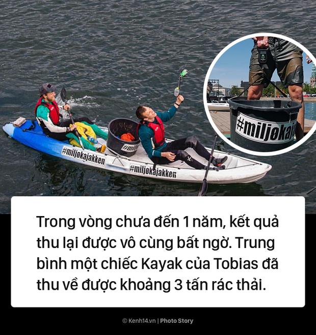 Đan Mạch: Nhặt đủ 1 thùng rác, du khách được thuê thuyền miễn phí - Ảnh 13.