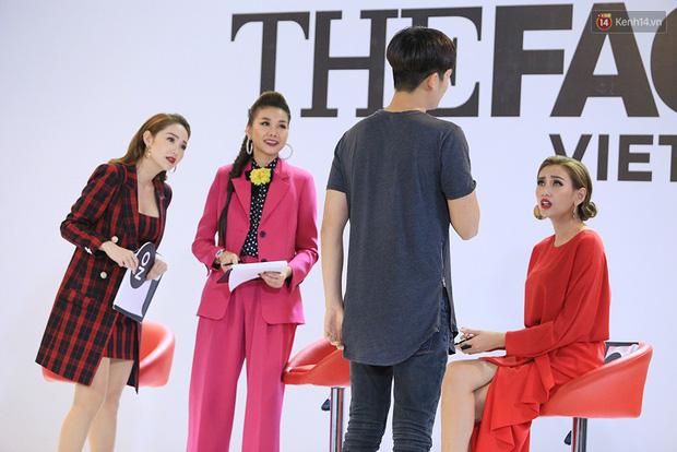The Face: Minh Hằng nhép theo hit của Hòa Minzy, ra sức bảo vệ hot boy Quốc Anh - Ảnh 6.