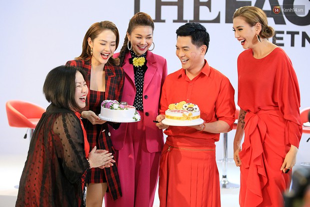 Khoảnh khắc lịch sử: Minh Hằng mừng sinh nhật cùng Võ Hoàng Yến! - Ảnh 4.