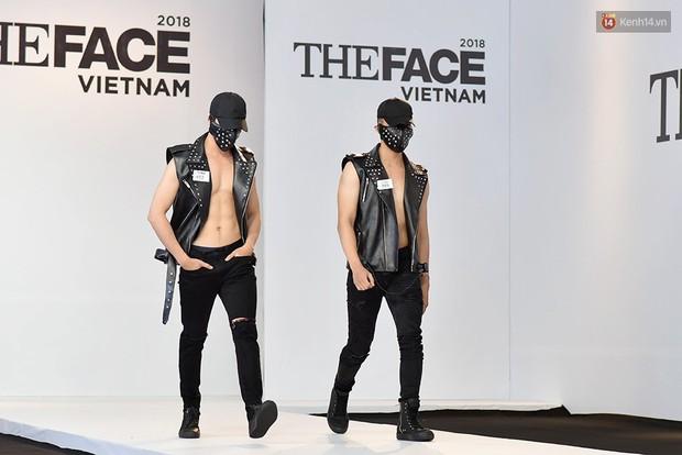 The Face: Bạn trai 6 múi của Sĩ Thanh khoe hình thể rắn chắc, khuyên Minh Hằng nên... tập thể dục thường xuyên - Ảnh 3.