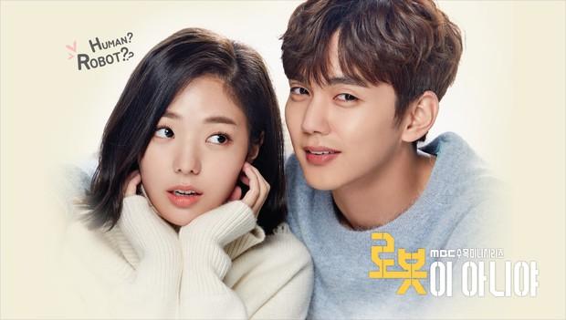 Lại thêm phim Hàn về robot nhưng hấp dẫn hơn cả phim của Yoo Seung Ho! - Ảnh 1.