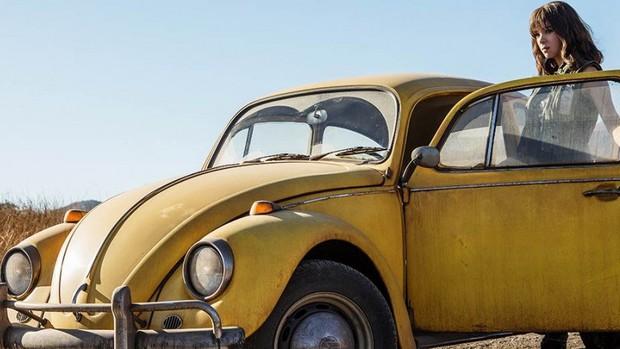 Người máy biến hình hóa phim ngôn tình ngay trailer Bumblebee - Ảnh 6.