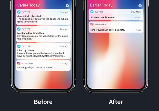 Chờ mãi mới thấy Apple chịu copy tính năng cực đơn giản mà cần thiết này của Android - Ảnh 2.