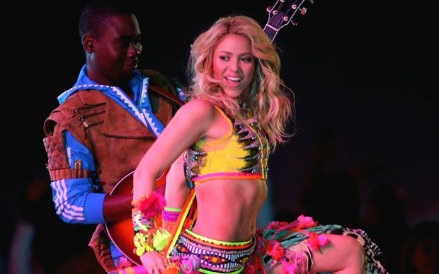 World Cup 2010: Nơi tình yêu bắt đầu của Pique và Shakira - Ảnh 3.
