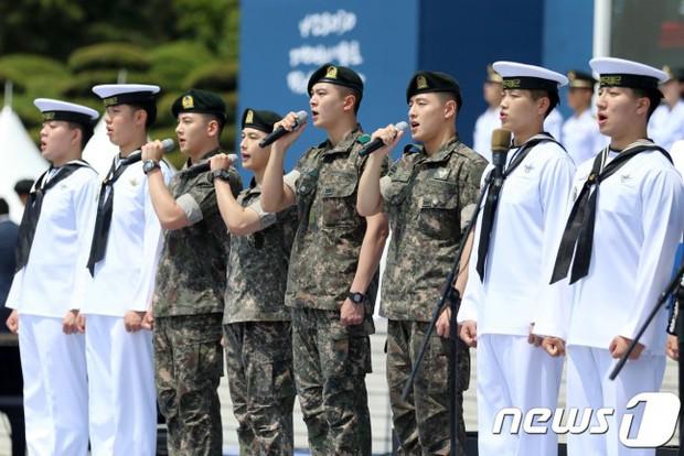 Ji Chang Wook, Im Siwan, Kang Ha Neul, Joo Won: F4 của quân ngũ - Ảnh 1.