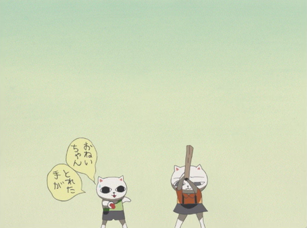 Món Súp Mèo: Hoạt hình điên đến từ nước Nhật, trước khi xem nhớ mua bảo hiểm... tâm hồn - Ảnh 5.
