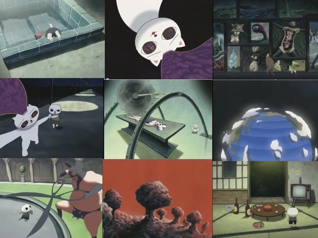 Món Súp Mèo: Hoạt hình điên đến từ nước Nhật, trước khi xem nhớ mua bảo hiểm... tâm hồn - Ảnh 6.