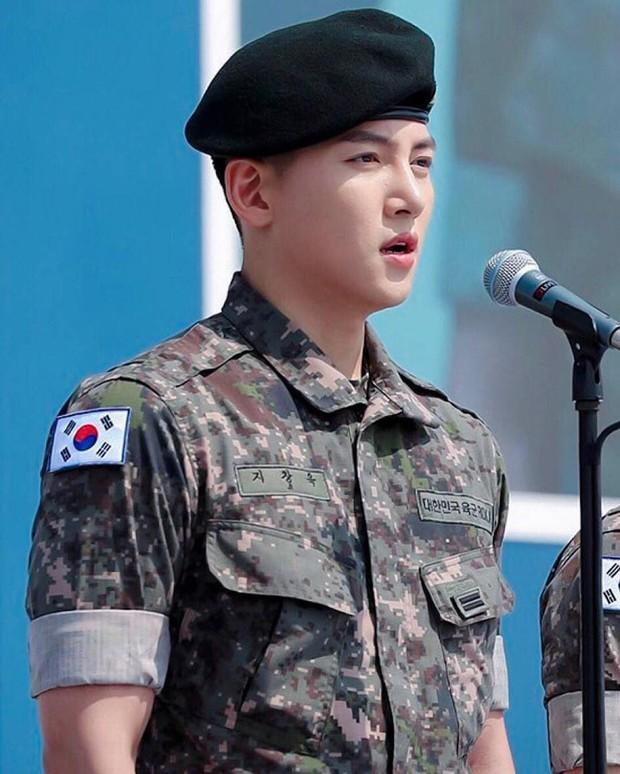 Ji Chang Wook, Im Siwan, Kang Ha Neul, Joo Won: F4 của quân ngũ - Ảnh 11.