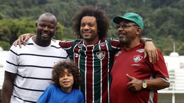 Marcelo và câu chuyện đẫm nước mắt về ông nội - Ảnh 8.