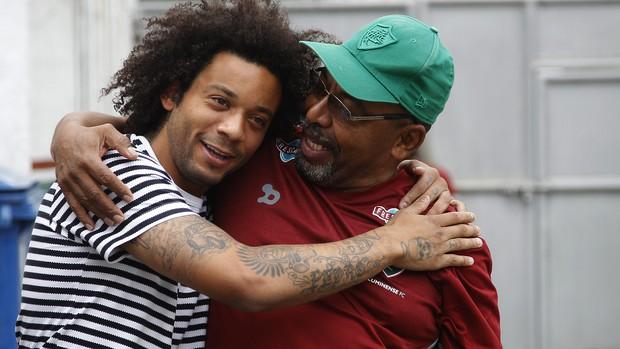 Marcelo và câu chuyện đẫm nước mắt về ông nội - Ảnh 4.