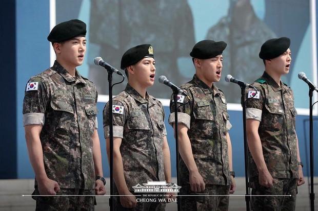Ji Chang Wook, Im Siwan, Kang Ha Neul, Joo Won: F4 của quân ngũ - Ảnh 5.