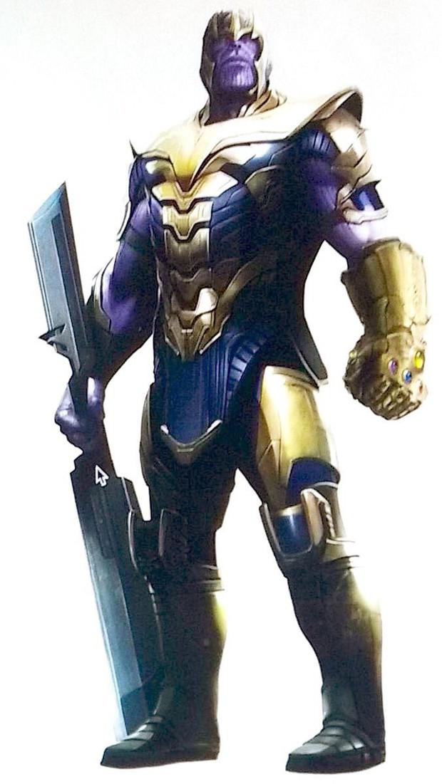 Captain Marvel và Hawkeye xuất hiện lồ lộ trong bản phác thảo ý tưởng được cho là của Avengers 4 - Ảnh 3.