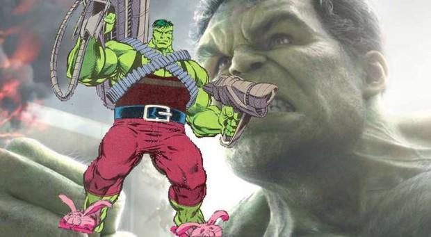 Captain Marvel và Hawkeye xuất hiện lồ lộ trong bản phác thảo ý tưởng được cho là của Avengers 4 - Ảnh 2.