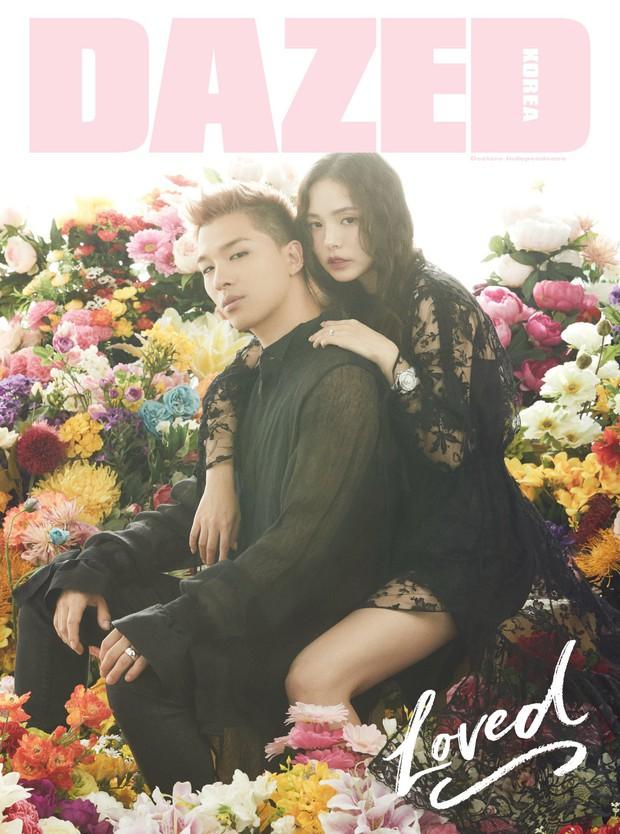 Ngọt ngào như Taeyang: Nhân dịp được nghỉ, tranh thủ đưa ngay vợ đẹp Min Hyo Rin đi hẹn hò tình tứ - Ảnh 6.