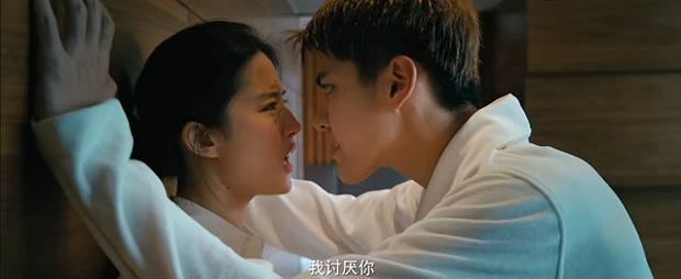 """5 khoảnh khắc diễn """"cố quá"""" thành quá lố của sao trẻ Hoa Ngữ trên màn ảnh - Ảnh 2."""