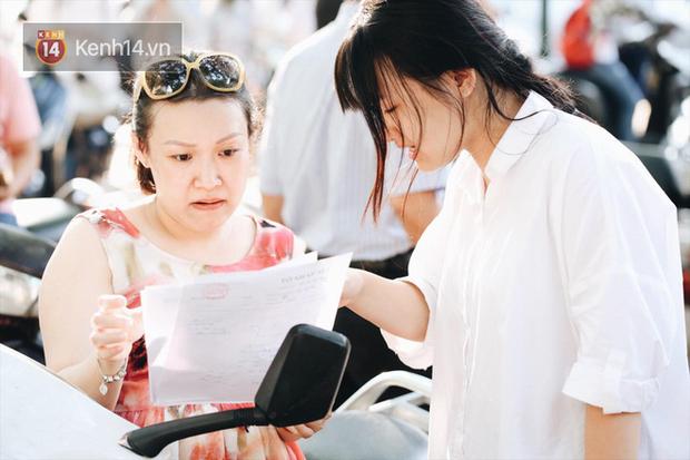 Đáp án đề thi môn Toán tuyển sinh vào lớp 10 tại Hà Nội năm học 2018 - 2019 - Ảnh 8.