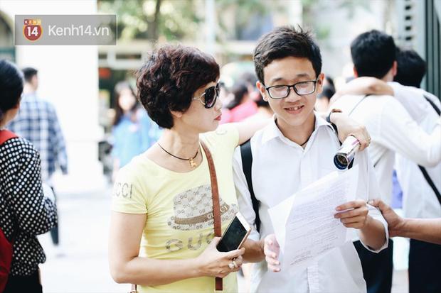 Đáp án đề thi môn Toán tuyển sinh vào lớp 10 tại Hà Nội năm học 2018 - 2019 - Ảnh 10.