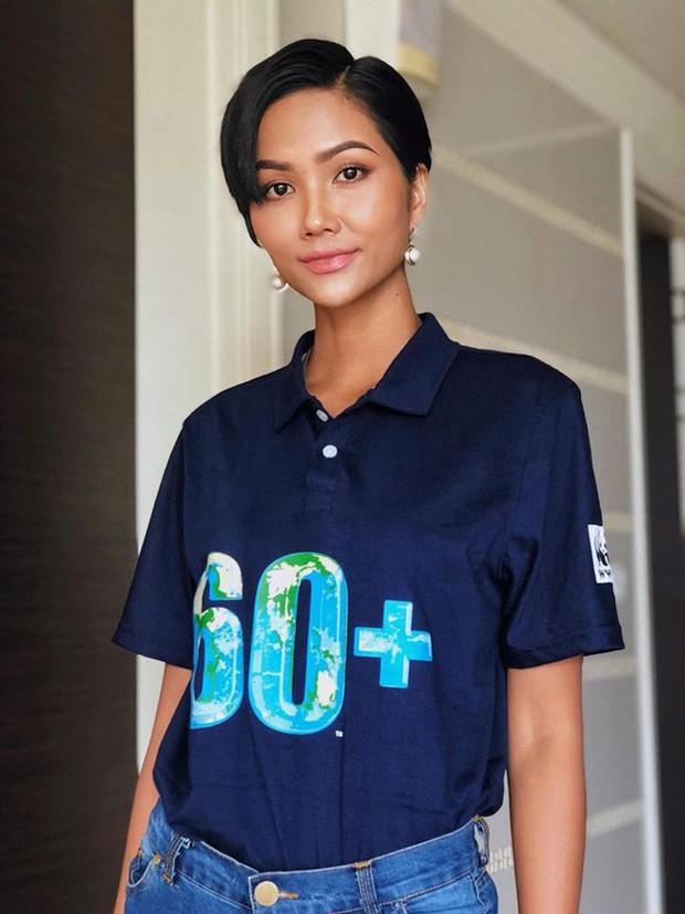Chỉ trung thành với tóc tém nhưng Hoa hậu HHen Niê vẫn biến tấu đủ kiểu thú vị - Ảnh 6.