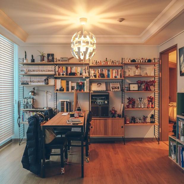 Những căn phòng bé như hộp diêm mà xinh xắn đến bất ngờ của giới trẻ Hàn Quốc - Ảnh 7.