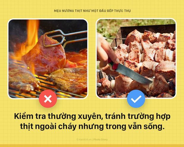7 sai lầm nướng thịt mà ngay cả đầu bếp có kinh nghiệm đôi khi cũng mắc phải - Ảnh 11.