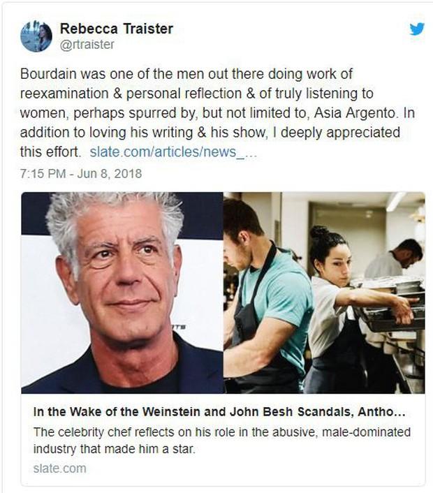 Cựu tổng thống Mỹ Obama đăng tải hình ảnh ăn bún chả ở Việt Nam, bày tỏ thương tiếc tới Anthony Bourdain qua đời - Ảnh 5.