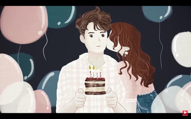 Mỹ Tâm làm phim hoạt hình cho ca khúc được nhạc sĩ Đức Trí viết riêng trong album Tâm 9 - Ảnh 3.