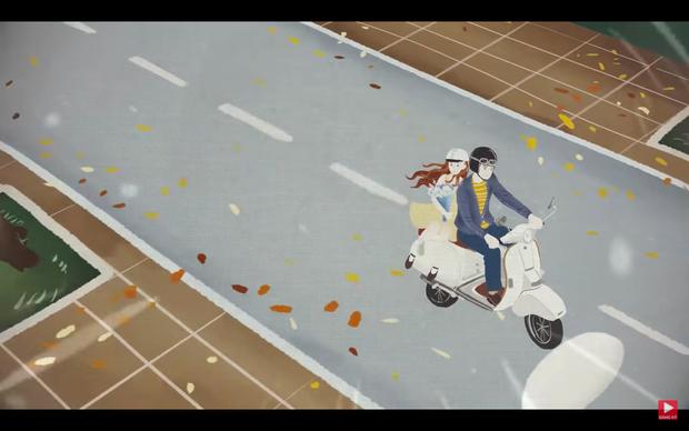 Mỹ Tâm làm phim hoạt hình cho ca khúc được nhạc sĩ Đức Trí viết riêng trong album Tâm 9 - Ảnh 4.
