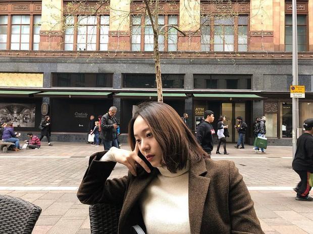 Sao Hàn để tóc bob dài: người trẻ ra vài tuổi, người lại sang chảnh ngút trời - Ảnh 4.