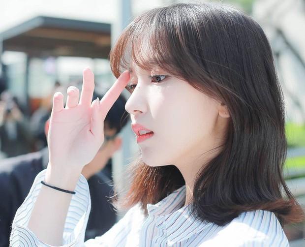 Sao Hàn để tóc bob dài: người trẻ ra vài tuổi, người lại sang chảnh ngút trời - Ảnh 6.