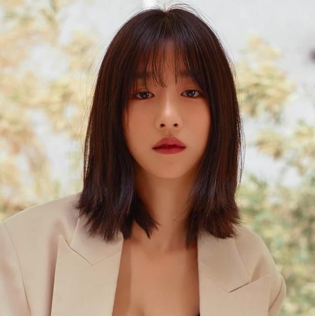 Sao Hàn để tóc bob dài: người trẻ ra vài tuổi, người lại sang chảnh ngút trời - Ảnh 10.