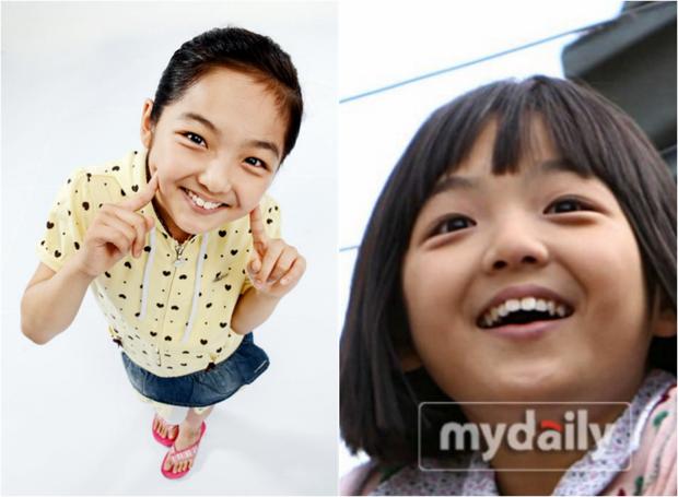 Bớt mặc hở bạo và cố đổi style, sao nhí Gia Đình Là Số 1 vẫn bị netizen Hàn chê tới tận đáy - Ảnh 1.