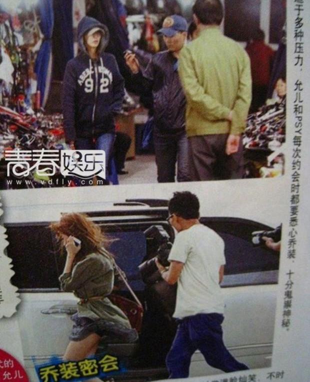 Những scandal tình ái lạ lùng nhất lịch sử Kbiz: Yoona ngoại tình với PSY, thành viên DBSK và SHINee hẹn hò đồng giới - Ảnh 7.