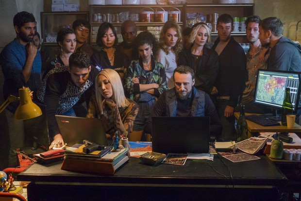 Phim truyền hình từng gây sốt Sense8 khép lại bữa tiệc khoái lạc của 8 con người dị biệt - Ảnh 1.