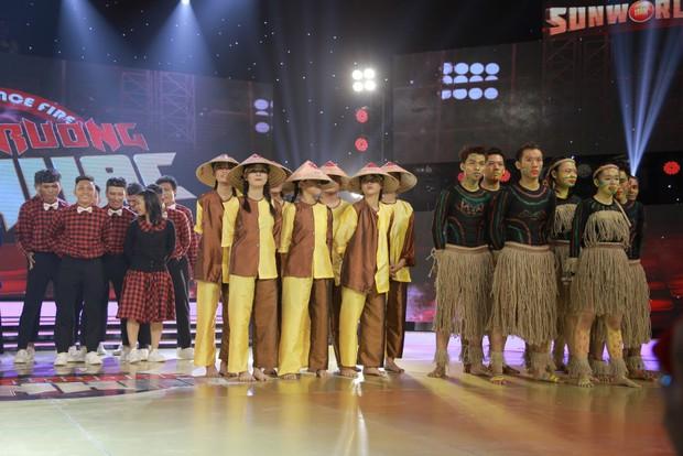 Đánh võ trên nền hit Lạc trôi (Sơn Tùng M-TP), nhóm thí sinh giành luôn vị trí đầu bảng - Ảnh 15.