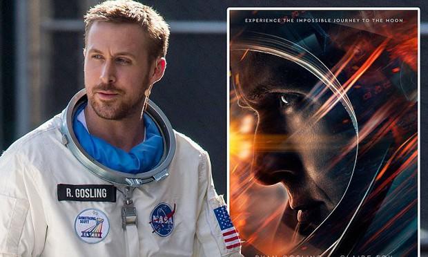 Trai đẹp Ryan Gosling chinh phục mặt trăng trong phim tiểu sử First Man - Ảnh 4.