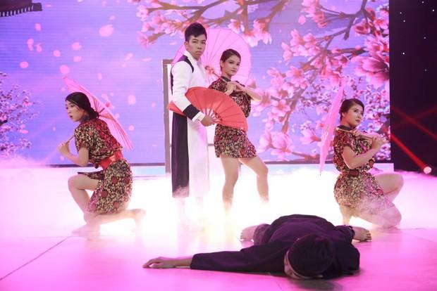 Đánh võ trên nền hit Lạc trôi (Sơn Tùng M-TP), nhóm thí sinh giành luôn vị trí đầu bảng - Ảnh 14.