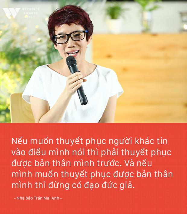 Nhà báo Trần Mai Anh: Tôi và Thiện Nhân phải tiết kiệm nước mắt, nỗi đau. Bởi không ai khổ giùm mình cả - Ảnh 8.