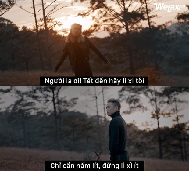 Với cơ man ảnh chế, Người lạ ơi chính là bài hát thả thính quốc dân đầu năm 2018! - Ảnh 15.