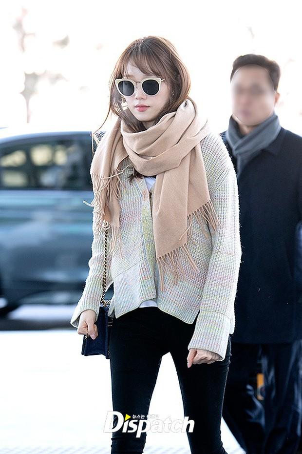 Chứng kiến màn đọ sắc hiếm hoi của 2 biểu tượng sang chảnh: Lee Sung Kyung cò hương và dàn mỹ nhân Black Pink - Ảnh 7.