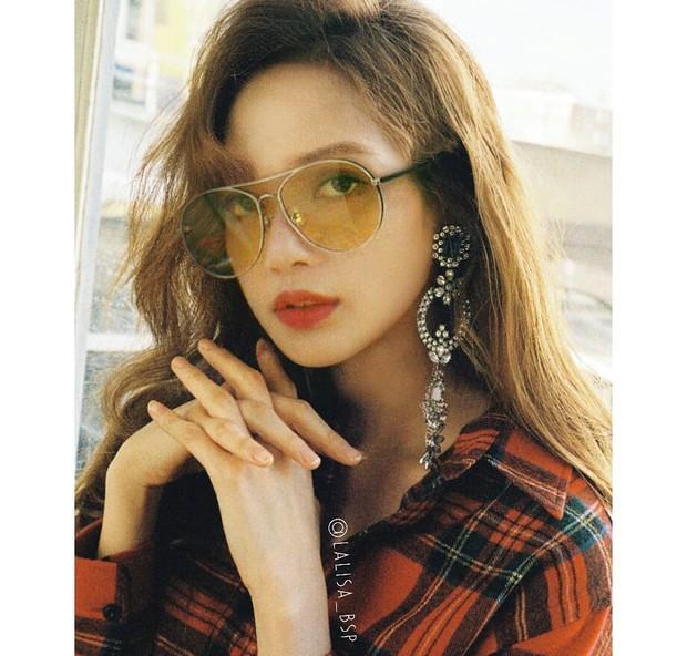 Lisa (Black Pink) rất xinh nhưng loạt ảnh photoshop này cho thấy cô nàng mà đổi kiểu tóc thì còn xinh hơn - Ảnh 3.