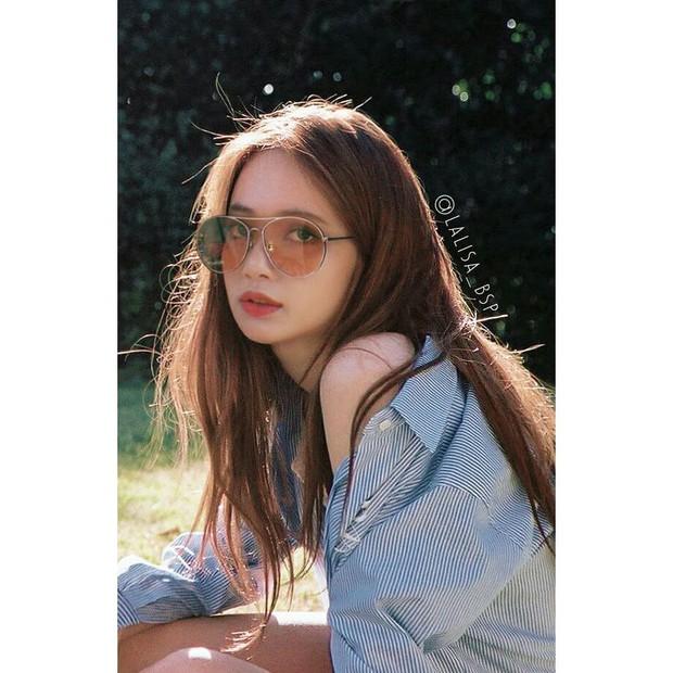 Lisa (Black Pink) rất xinh nhưng loạt ảnh photoshop này cho thấy cô nàng mà đổi kiểu tóc thì còn xinh hơn - Ảnh 4.