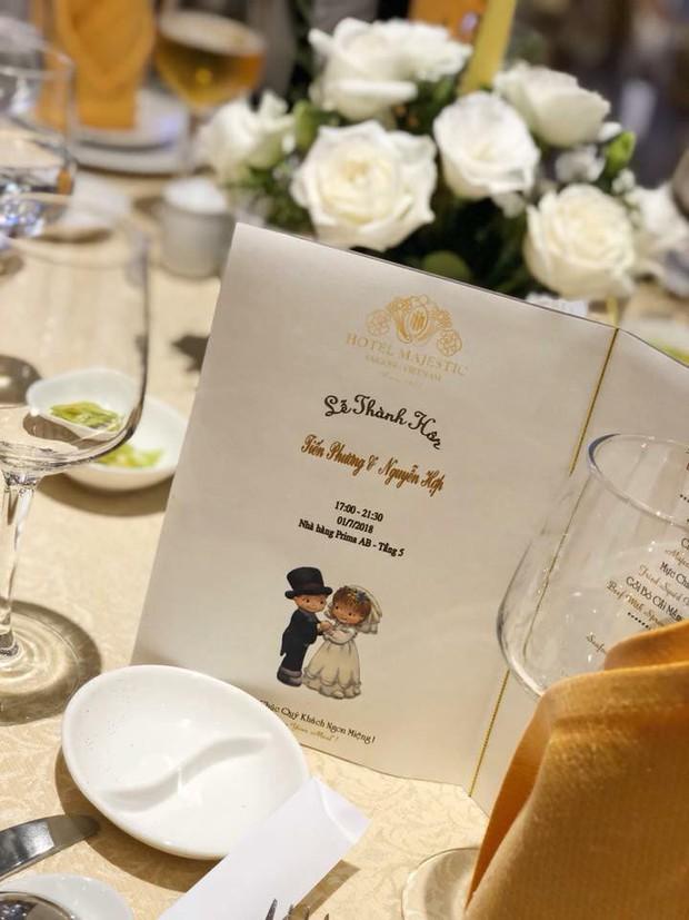 Cao Ngân, Chà Mi và dàn mẫu Next Top cùng đến chúc mừng đám cưới của Nguyễn Hợp - Ảnh 7.
