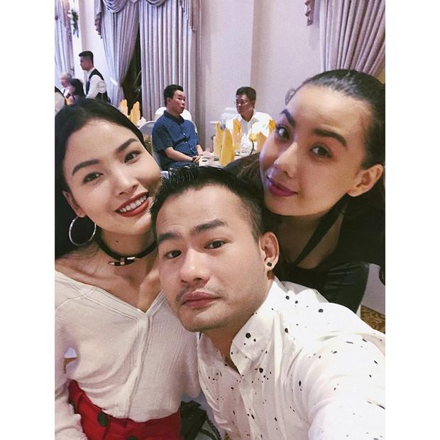 Cao Ngân, Chà Mi và dàn mẫu Next Top cùng đến chúc mừng đám cưới của Nguyễn Hợp - Ảnh 4.