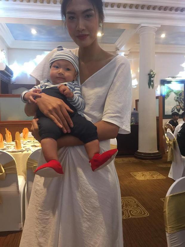 Cao Ngân, Chà Mi và dàn mẫu Next Top cùng đến chúc mừng đám cưới của Nguyễn Hợp - Ảnh 6.
