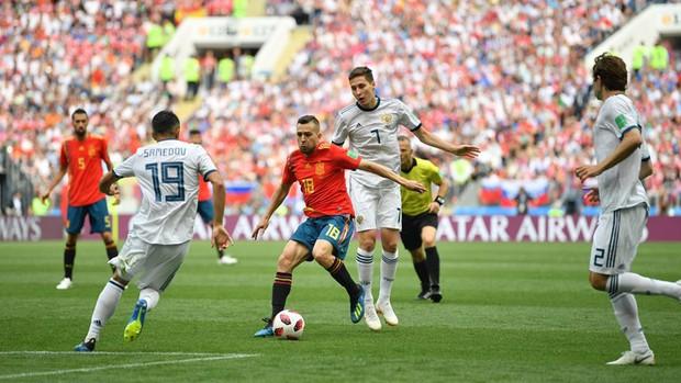 ĐỊA CHẤN: Chủ nhà Nga loại Tây Ban Nha khỏi World Cup 2018 sau loạt sút penalty cân não - Ảnh 3.
