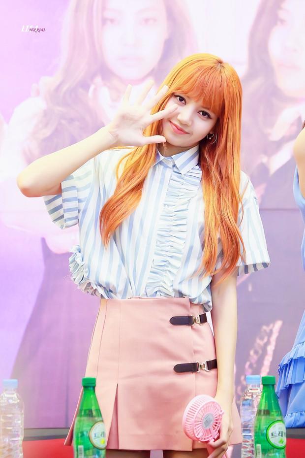 Lisa (Black Pink) rất xinh nhưng loạt ảnh photoshop này cho thấy cô nàng mà đổi kiểu tóc thì còn xinh hơn - Ảnh 1.