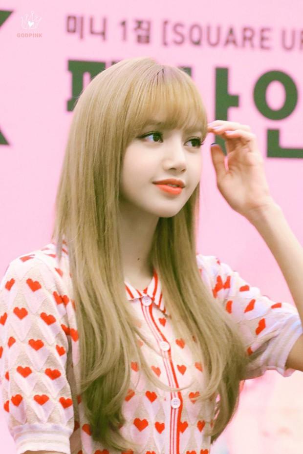 Lisa (Black Pink) rất xinh nhưng loạt ảnh photoshop này cho thấy cô nàng mà đổi kiểu tóc thì còn xinh hơn - Ảnh 2.