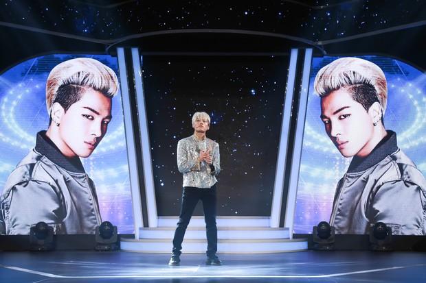 Gương mặt thân quen: Đàm Vĩnh Hưng khen học trò Đông Nhi đẹp trai hơn Taeyang (Big Bang) - Ảnh 4.