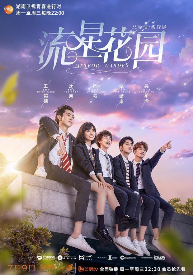 """""""Mọt"""" phim Trung nằm mơ cũng không ngờ có ngày """"Vườn Sao Băng"""" 2018 bị chê tơi tả như thế này! - Ảnh 1."""