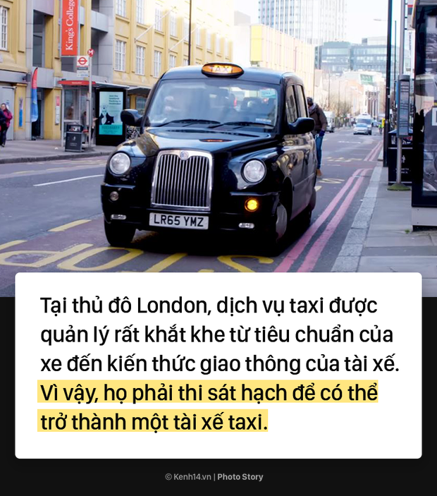 London: Trở thành tài xế taxi khó khăn như thể đi thi đại học - Ảnh 3.